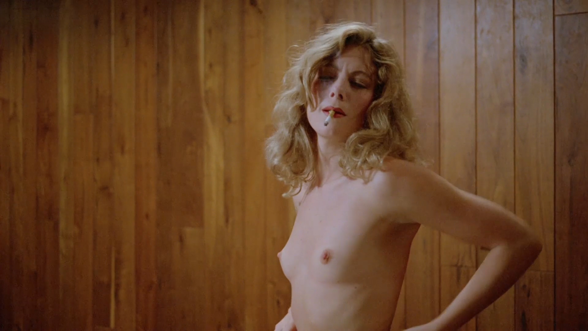 Camille Keaton nude topless Britt Helfer nude and tied up - Raw Force (1982) hd1080p (3)