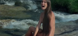 Jane Seymour nude side boob and nipple and Taryn Power nude side boob - Sinbad and the Eye of the Tiger (1977) hd1080p (1)