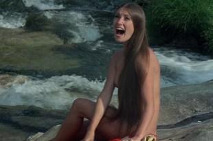 Jane Seymour nude side boob and nipple and Taryn Power nude side boob - Sinbad and the Eye of the Tiger (1977) hd1080p