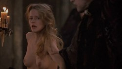 Laure Marsac nude topless and bush Nicole DuBois nude stripping and Indra Ové hot cleavage - Interview With The Vampire (1994) hd1080p (13)