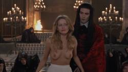 Laure Marsac nude topless and bush Nicole DuBois nude stripping and Indra Ové hot cleavage - Interview With The Vampire (1994) hd1080p (2)