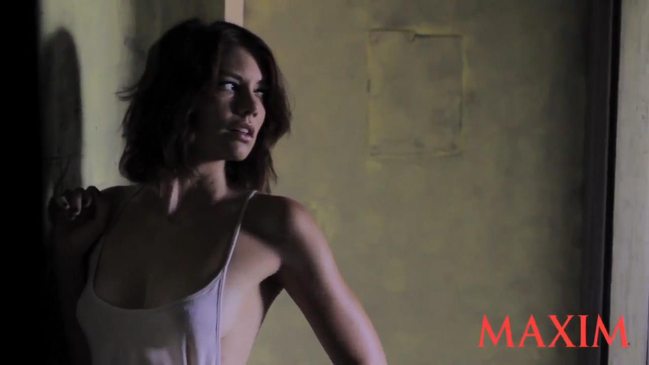 Lauren Myers  nackt