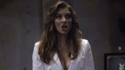 Lauren Cohan hot huge claveage and very sexy though mean - Death Race 2 (2010) hd1080p (5)