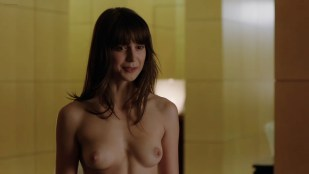 Morena Baccarin and Melissa Benoist all naked and nude topless - Homeland s1e2 hd720-1080p