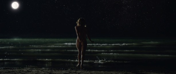 Zoe Kazan nude butt and Megan Park and MacKenzie Davis not nude but hot bikini- What If (2014) hd1080p (12)