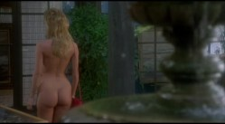 Monique Gabrielle nude full frontal and Corinne Wahl nude and hot - Amazon Women on The Moon (1987) (5)