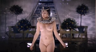 Anne Louise Hassing nude full frontal but and shaved labia - Goltzius and the Pelican Company (UK-2012) hd1080p