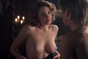 Cristi Harris nude topless and sex Zoe Trilling not nude stripping and few other nude full frontal – Night of the Demons 2 (1994) hd1080p