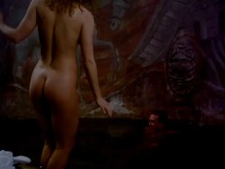 Elizabeth She nude butt and Mary Stavin nude topless - Howling V- The Rebirth (1989) hd720p (4)