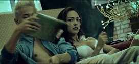 Jessica Cambensy hpt but not nude Candy Yuen nude sex and others nude and sex - Zombie Fight Club (2014) hd1080p (9)