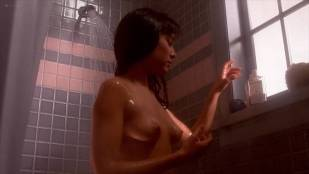 Jill Schoelen nude topless and butt naked in shower - The Stepfather (1987) hd1080p
