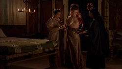 Kerry Condon nude full frontal some sex and lesbian - Rome (2005) season 1 hd1080p (6)