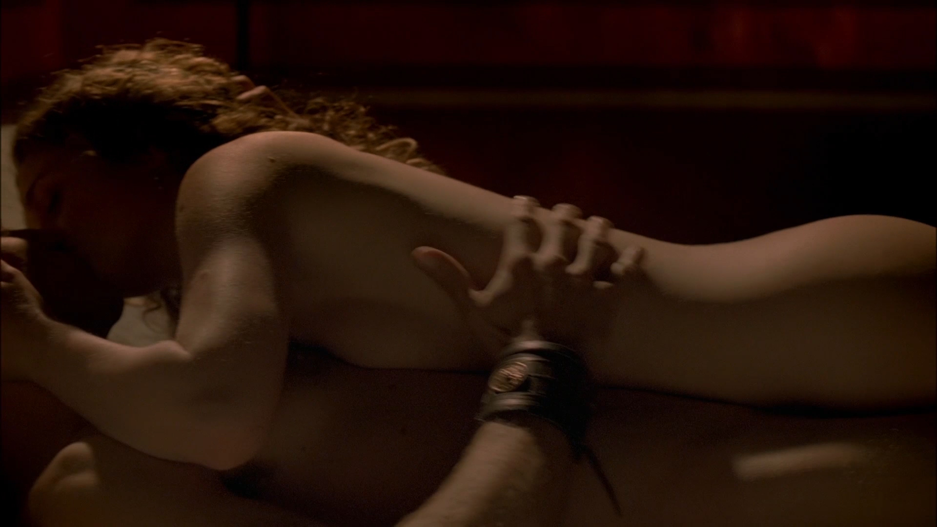 Kerry Condon Nude Full Frontal Some Sex And Lesbian - Rome -2002