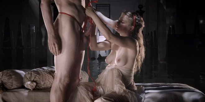 Maaike Neuville nude sex and explicit body parts - Goltzius and the Pelican Company (UK-2012) hd1080p (5)