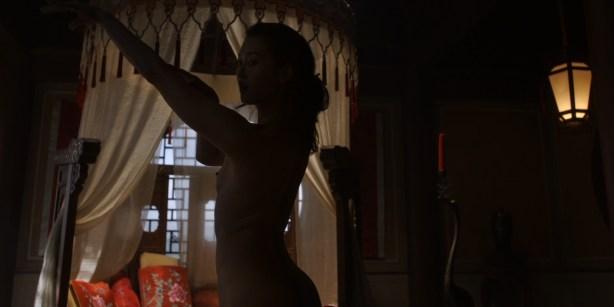 Olivia Cheng nude bush butt topless and kung-ho- Marco Polo (2004) s1e2 hd720/1080p