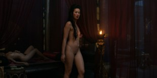 Olivia Cheng nude full frontal bush and butt – Marco Polo (2014) s1e3-4 hd720/1080p