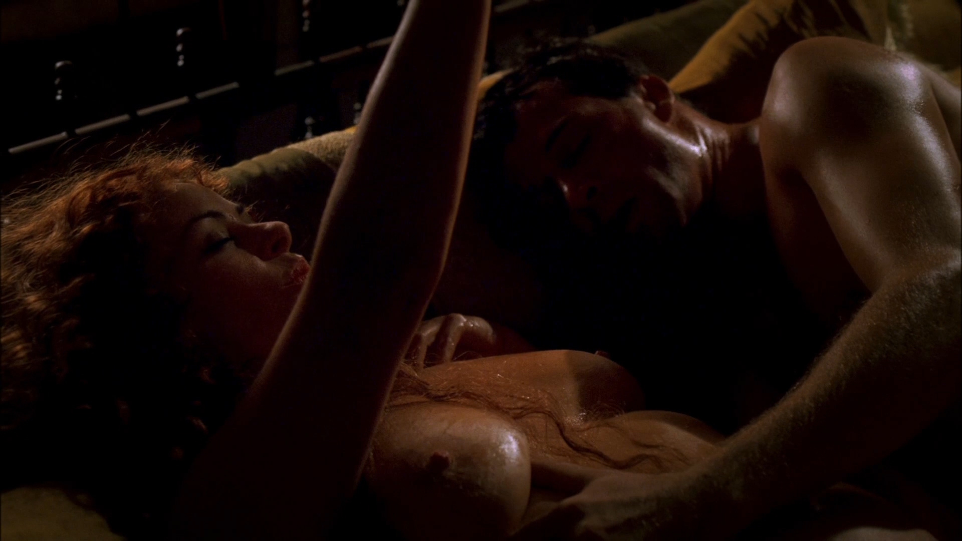 Polly Walker Full Frontal Rome Pic 112