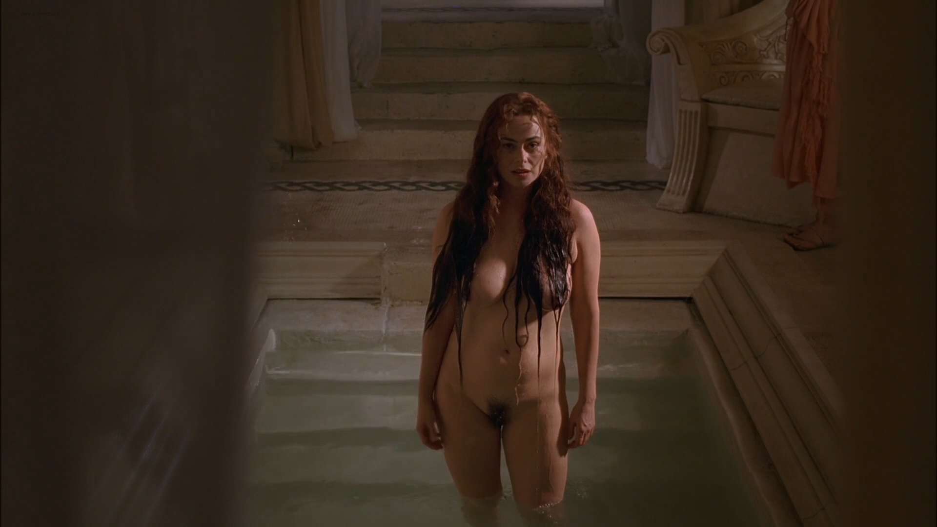 Polly walker sex scene video one piece naked