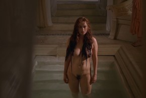 Polly Walker nude full frontal nude butt and lot of sex – Rome (2005) season 1 hd1080p