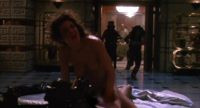 Teri Weigel nude full frontal and sex - Predator 2 (1990) hd1080p (2)