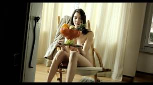 Zoé Bruneau nude full frontal and explicit sex - Adieu Au Langage (FR-2014) 1080p (4)