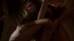 Zuleikha Robinson nude and sex Polly Walker nude topless and dancing all others nude too - Rome (2007) s2e5 hd1080p (10)