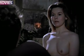 Alice Krige nude topless wet in bath in – Ghost Story (1981)