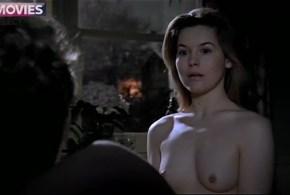 Alice Krige nude topless wet in bath in - Ghost Story (1981) (4)