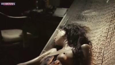 Antonella Costa nude topless bush and hot sex - Cobrador In God We Trust (MX-2006) (10)