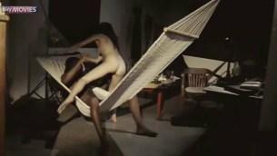 Antonella Costa nude topless bush and hot sex - Cobrador In God We Trust (MX-2006) (9)
