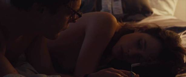Astrid Bergès-Frisbey nude topless and sex - I Origins (2014) hd1080p (6)