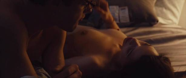 Astrid Bergès-Frisbey nude topless and sex - I Origins (2014) hd1080p (4)