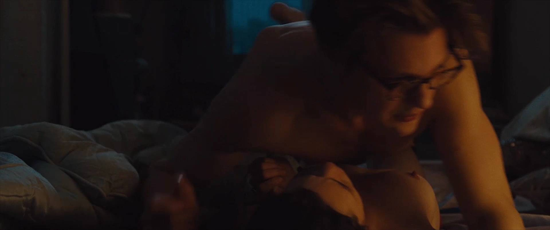 Astrid Bergès-Frisbey nude topless and sex - I Origins (2014) hd1080p (1)
