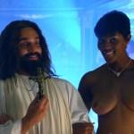 Cassie Keller nude topless Chernise Yvette nude too Paula Garces butt (bd) – A Very Harold and Kumar 3D Christmas (2011) hd1080p