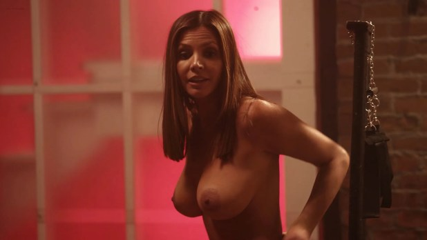 Charisma Carpenter nude topless BDSM and hot - Bound (2015) hd720-1080p BluRay (1)