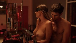Charisma Carpenter nude topless BDSM and hot - Bound (2015) hd720-1080p BluRay