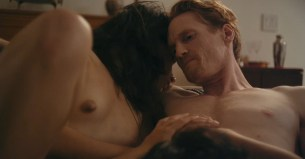 Desiree Akhavan nude topless and sex threesome - Appropriate Behavior (2014) WEB-DL hd720p (8)