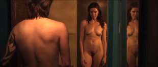 Elina Madison nude full frontal bush and Silvia Spross nude topless and butt - Someones Knocking At The Door (2009) 1080p