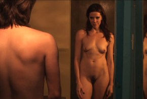 Elina Madison nude full frontal bush and Silvia Spross nude topless and butt – Someones Knocking At The Door (2009) 1080p