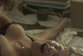 Gemma Arterton nude topless and hot sex – Gemma Bovery (2014) 1080p