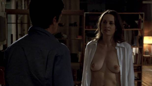 Geno Lechner nude topless lesbian sex - Going Under (2004) HD 1080p (4)