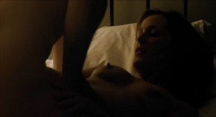 Gillian Anderson nude topless and rough sex - Straightheads (2007) hdtv1080p