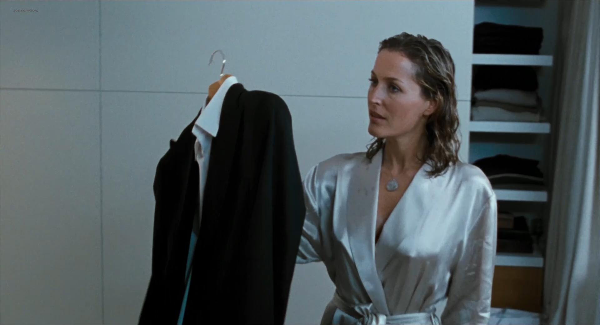 Gillian Davison  nackt