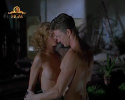 Joan Severance nude topless sex and skinny dipping - Criminal Passion (1994) (5)