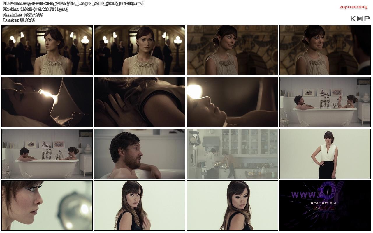 Olivia Wilde hot sexy and pokies - The Longest Week (2014) hd1080p (7)