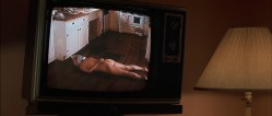 Rhona Mitra hot sex in bathroom and Laura Linney nude - The Life of David Gale (2003) (11)