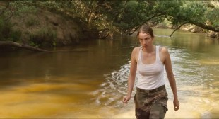 Adèle Haenel nude topless pokies wet and sex outdoor - Les Combattants (FR-2014) HD 1080p BluRay