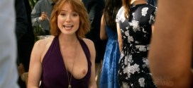 Alicia Witt nude topless showing her nude boob - House Of Lies (2015) hd720p (8)