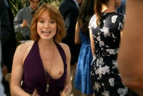 Alicia Witt nude topless showing her nude boob – House Of Lies s4e5 (2015) hd720p