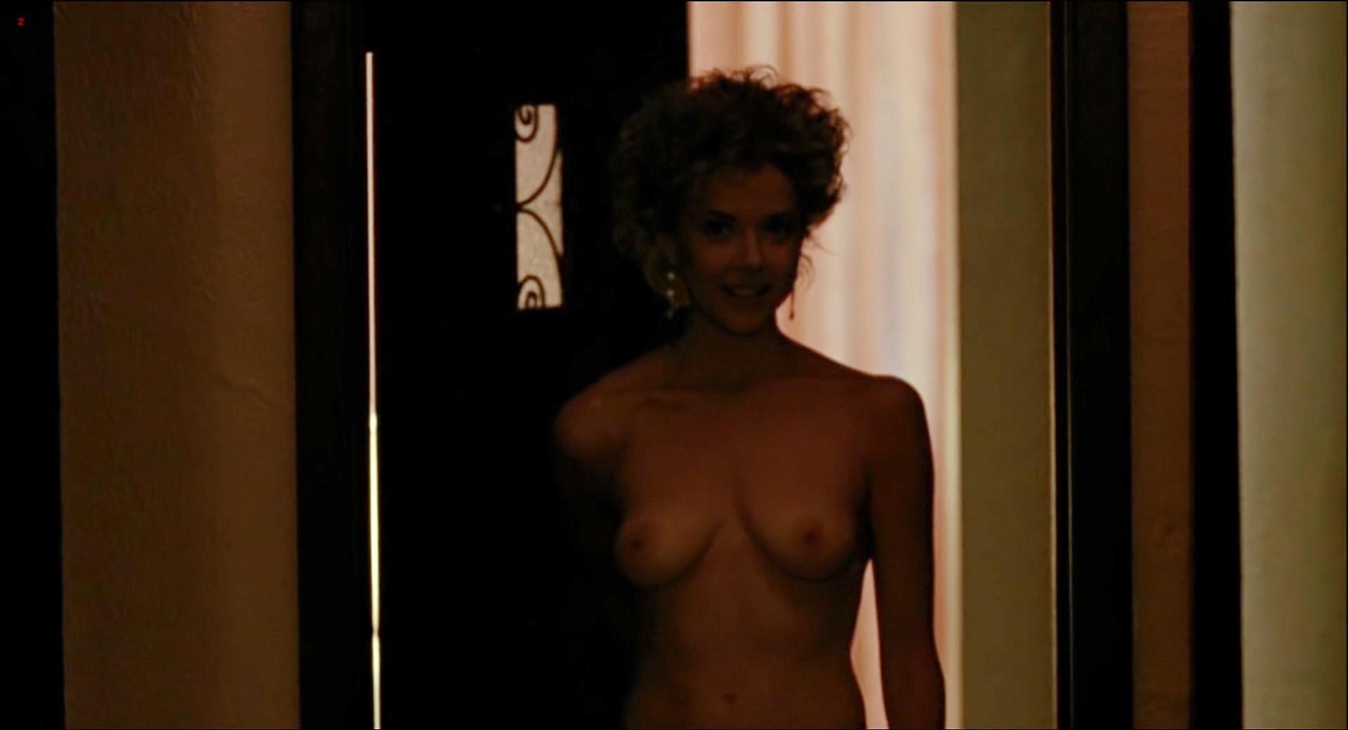 from Coleman nancy travis nude bondage